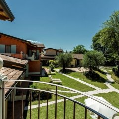 Отель Il Ruscello Италия, Манерба-дель-Гарда - отзывы, цены и фото номеров - забронировать отель Il Ruscello онлайн балкон