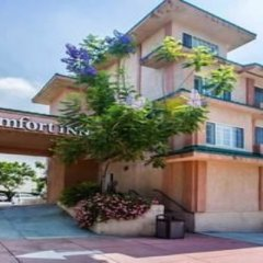 Отель Comfort Inn Monterey Park Монтерей-Парк фото 4