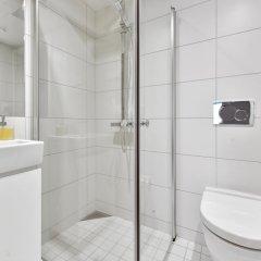 Апартаменты Forenom Serviced Apartments Oslo Majorstuen ванная