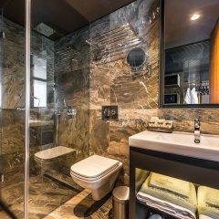 Отель All Seasons Residence Hotel Болгария, София - отзывы, цены и фото номеров - забронировать отель All Seasons Residence Hotel онлайн ванная