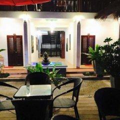 Отель Villa Oasis Luang Prabang питание