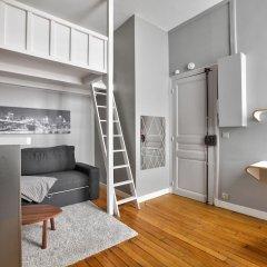Отель 50 - Loft Flat Paris Marais 2G комната для гостей фото 5