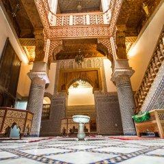 Отель Riad Al Fassia Palace Марокко, Фес - отзывы, цены и фото номеров - забронировать отель Riad Al Fassia Palace онлайн интерьер отеля фото 3