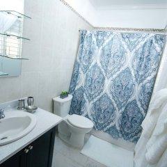 Апартаменты Cattleya's New Kingston Guest Apartment ванная