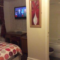 Отель Springtown Lodge ванная