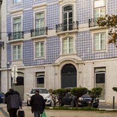 Апартаменты Lisbon Serviced Apartments Baixa Castelo