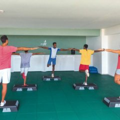 Hotel Riu Sri Lanka - All Inclusive фитнесс-зал фото 2