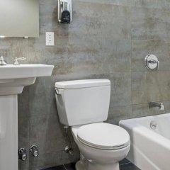 Отель Seton Hotel США, Нью-Йорк - 1 отзыв об отеле, цены и фото номеров - забронировать отель Seton Hotel онлайн ванная