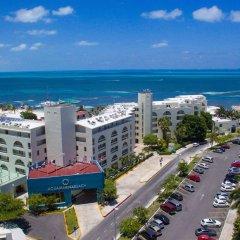 Aquamarina Beach Hotel пляж