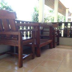 Отель Marina Beach Resort балкон