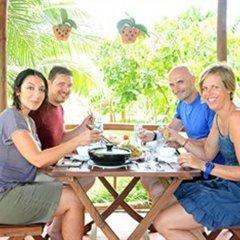 Отель Water Coconut Boutique Villas питание