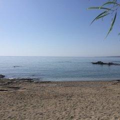 Отель Al Mare Villas пляж