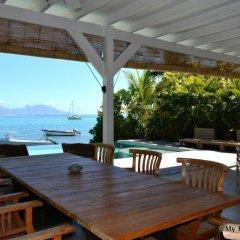 Отель Villa Maere Villa 1 Французская Полинезия, Пунаауиа - отзывы, цены и фото номеров - забронировать отель Villa Maere Villa 1 онлайн питание