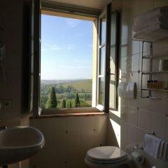 Отель Villa Ducci Италия, Сан-Джиминьяно - отзывы, цены и фото номеров - забронировать отель Villa Ducci онлайн ванная