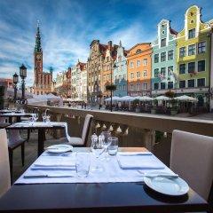 Отель Radisson Blu Hotel, Gdansk Польша, Гданьск - 2 отзыва об отеле, цены и фото номеров - забронировать отель Radisson Blu Hotel, Gdansk онлайн балкон