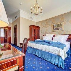 Бутик-отель Золотой Треугольник 4* Стандартный номер с двуспальной кроватью фото 49