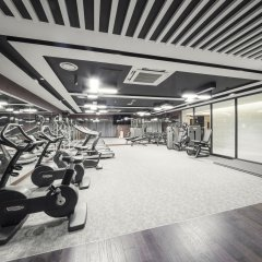 Отель Tmark Grand hotel Myeongdong Южная Корея, Сеул - отзывы, цены и фото номеров - забронировать отель Tmark Grand hotel Myeongdong онлайн фитнесс-зал фото 4