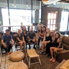 Craftel Bangkok Hostel Бангкок интерьер отеля