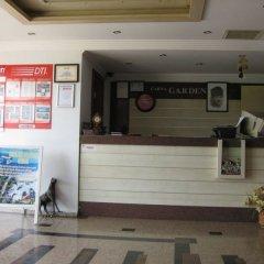 Carna Garden Hotel Турция, Сиде - отзывы, цены и фото номеров - забронировать отель Carna Garden Hotel онлайн интерьер отеля