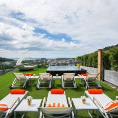 Отель 5-Bedroom Villa Omari with Private Pool пляж Ката бассейн фото 2