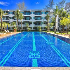 Отель Holiday Inn Express Krabi Ao Nang Beach бассейн