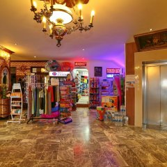 Kleopatra Fatih Hotel Аланья фото 7