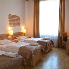 Отель Aparthotel Pergamin Краков комната для гостей фото 2