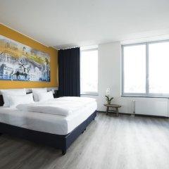 Отель carathotel Düsseldorf City комната для гостей фото 5
