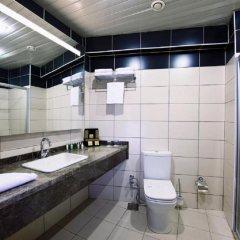 Volley Hotel Izmir Турция, Измир - отзывы, цены и фото номеров - забронировать отель Volley Hotel Izmir онлайн ванная