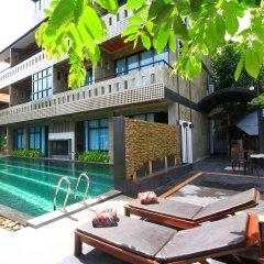 Отель Green View Village Resort бассейн фото 3