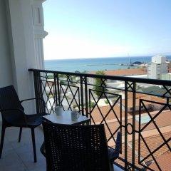 DES'OTEL Турция, Текирдаг - отзывы, цены и фото номеров - забронировать отель DES'OTEL онлайн балкон