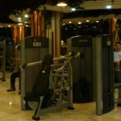 Green Grass Tourism Hotel фитнесс-зал
