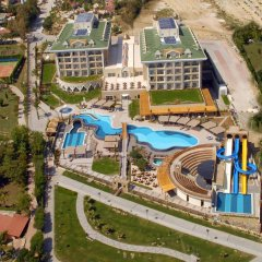 Отель Adalya Resort & Spa бассейн фото 2