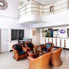 Отель Sawasdee Pattaya Паттайя интерьер отеля