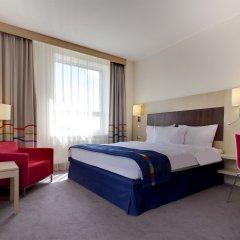 Гостиница Park Inn Казань комната для гостей фото 3