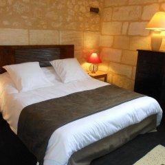 Отель Les Logis Du Roy Франция, Сент-Эмильон - отзывы, цены и фото номеров - забронировать отель Les Logis Du Roy онлайн комната для гостей фото 3
