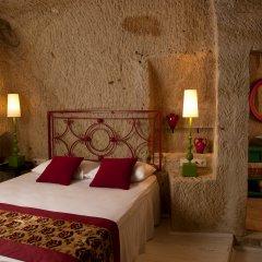 Hezen Cave Hotel Ургуп комната для гостей фото 2