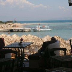 Отель Aktaion пляж
