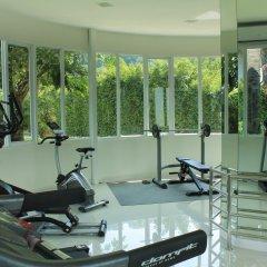 Отель The Palmery Resort and Spa Таиланд, Пхукет - 2 отзыва об отеле, цены и фото номеров - забронировать отель The Palmery Resort and Spa онлайн фитнесс-зал фото 4