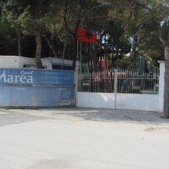 Отель Marea Resort Албания, Голем - отзывы, цены и фото номеров - забронировать отель Marea Resort онлайн парковка