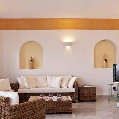 Отель Santorini Princess Luxury Spa Hotel Греция, Остров Санторини - отзывы, цены и фото номеров - забронировать отель Santorini Princess Luxury Spa Hotel онлайн комната для гостей фото 3