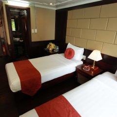 Отель Halong Majestic Legend Cruise комната для гостей фото 3