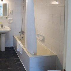 Отель Huli Hotel and Apartments Мальта, Каура - 2 отзыва об отеле, цены и фото номеров - забронировать отель Huli Hotel and Apartments онлайн ванная фото 2