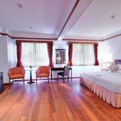 Отель Silom City комната для гостей фото 4