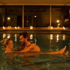 Отель Adria Италия, Меран - отзывы, цены и фото номеров - забронировать отель Adria онлайн бассейн фото 3