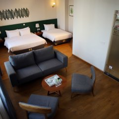 Nature Hotel комната для гостей фото 3