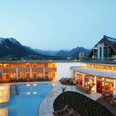 Die Wasnerin G'sund & Natur Hotel бассейн фото 3