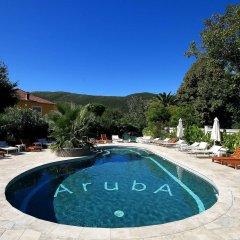 Hotel Aruba бассейн