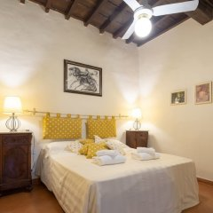 Отель Curtatone Apartment Италия, Флоренция - отзывы, цены и фото номеров - забронировать отель Curtatone Apartment онлайн комната для гостей фото 2