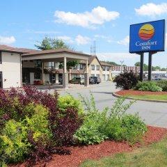 Отель Comfort Inn Dartmouth парковка